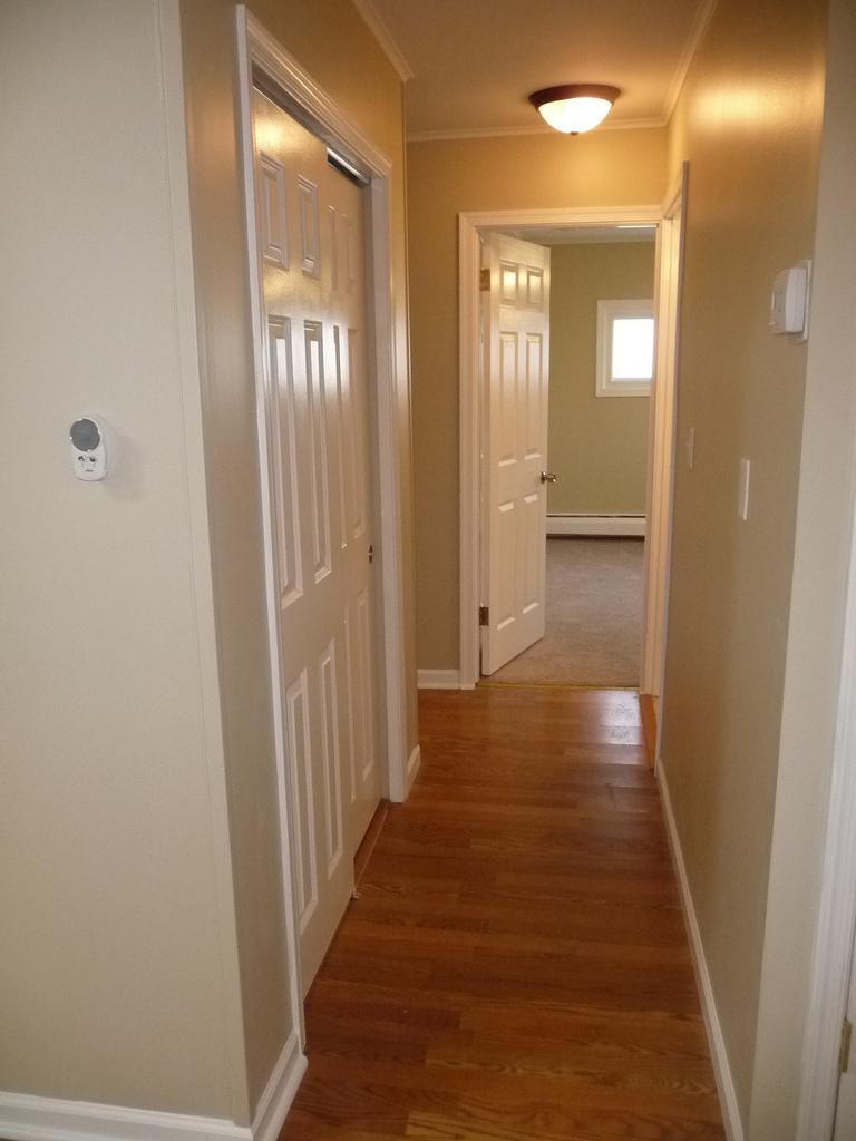 Hallway looking toward 2nd Bedroom